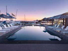安克雷奇斯蒂芬斯港酒店, 尼尔森湾