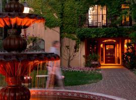 温特勒斯旅馆, 圣罗莎