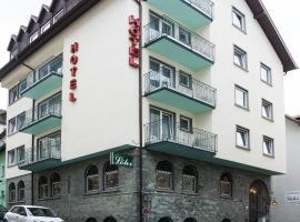 勒霍尔酒店