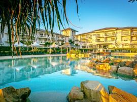曼特拉盐滩酒店
