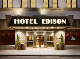 爱迪生时代广场酒店