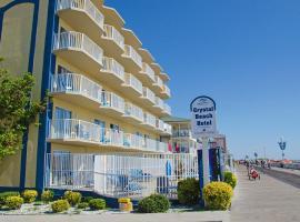 水晶海滩酒店