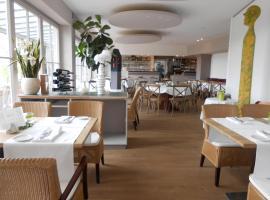 奥斯生物餐厅咖啡厅酒店