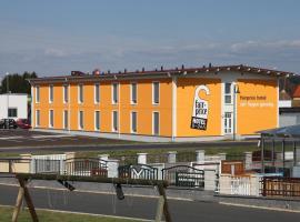 平价酒店,位于巴德瓦尔特斯多夫的酒店