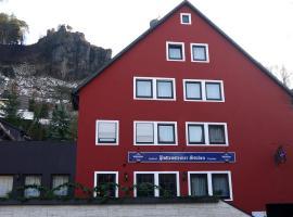 图赫尔斯图本潘森酒店