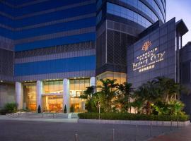 嘉湖海逸酒店,位于香港的酒店