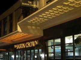 The Saxon Crown Wetherspoon, 科比