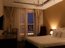 莫斯科红色十月酒店