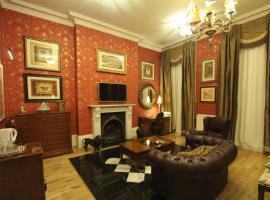 富裕伦敦中央酒店