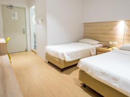 Summer View Hotel (SG Clean),位于新加坡新加坡美术馆附近的酒店