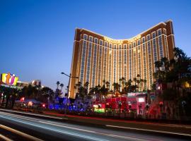 TI - Treasure Island Hotel & Casino,位于拉斯维加斯的酒店