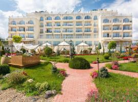 塞尔马宫殿温泉酒店, 克兰内沃