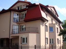 克拉科夫多纳公寓
