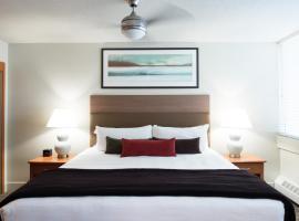 UBC西海岸套房公寓式酒店,位于温哥华的酒店