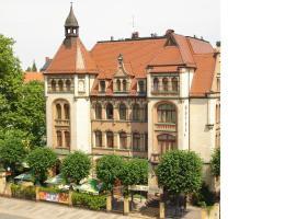 阿图斯霍夫酒店,位于德累斯顿的酒店