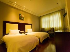 格林联盟北京市亚运村酒店,位于北京的酒店