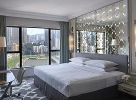 香港湾仔帝盛酒店