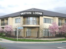 萨克斯顿汽车旅馆