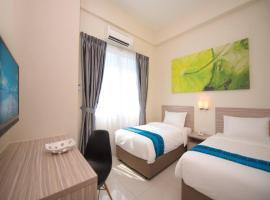 切南兰卡威纳迪亚斯酒店, 珍南海滩