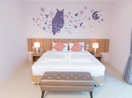 The Bedroom Ladprao 101 Bangkok,位于曼谷的酒店