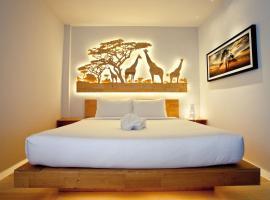 萨尔姆苏比我的客房酒店, Aranyaprathet