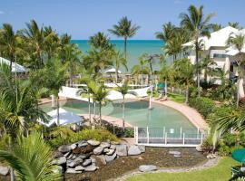 珊瑚沙滩海滨度假村