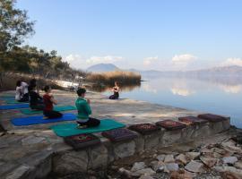 Hotel Silva Oliva Lake Bafa, Pınarcık (Bafa Lake 附近)