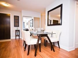 多伦多商业区JJ精装公寓酒店:爱莱蒙特娱乐区