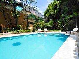 热带山区设计豪宅度假屋