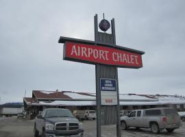 Airport Chalet, 怀特霍斯