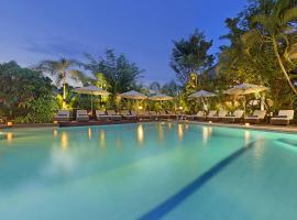 巴厘岛阿贡田园酒店