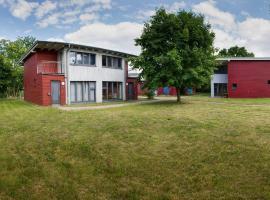 Basiskulturfabrik Öko-Hotel, 施特雷利茨