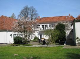 Gästehaus Villa Wolff