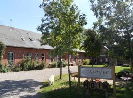 Alte Schule Westerhever