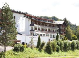 腓特烈全景酒店, 阿尔高内的伊门施塔特