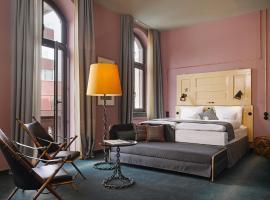 阿尔特斯哈芬纳特25小时酒店, 汉堡