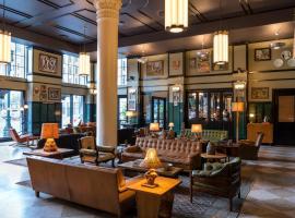 新奥尔良王牌酒店