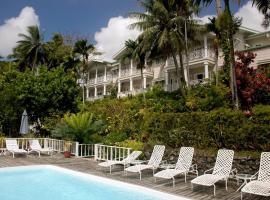 亚普太平洋潜水度假酒店