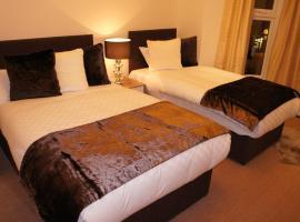 伦敦蓝宝石酒店