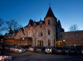烟水晶酒店