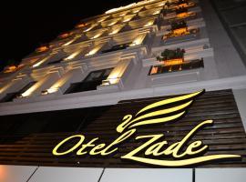 扎德酒店, 埃尔祖鲁姆