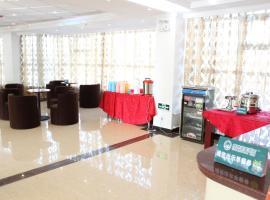 格林豪泰浙江省宁波市客运中心通达路贝壳酒店