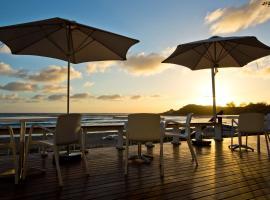 Hotel Tofo Mar, Praia do Tofo
