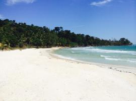 美丽海滩民宿