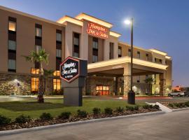 德克萨斯州珀斯克里斯蒂汉普顿酒店, 科珀斯克里斯蒂