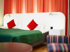 普罗菲酒店, 延雪平