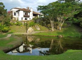 Finca El Refugio Hotel Spa