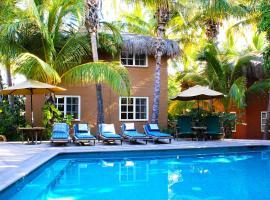 别墅酒店, 卡波圣卢卡斯