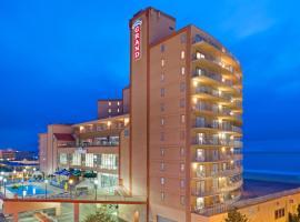 海洋城大酒店