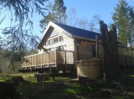 奥赛湖景山林小屋
